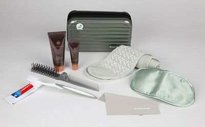 EVA AIR Rimowa First Class Amenity Kit, BRAND NEW, SEALED
