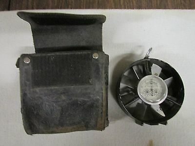 Davis Anemometer Wind Indicator Mining Instrument With Carrying Case