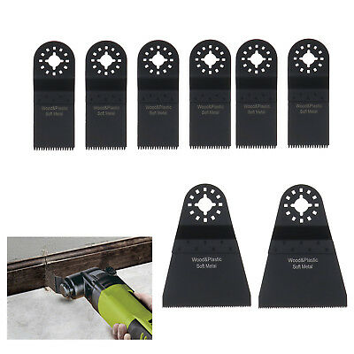 8PCS Blades Mix for Fein Multi-master Bosch Makita Oscillating Multi-tool