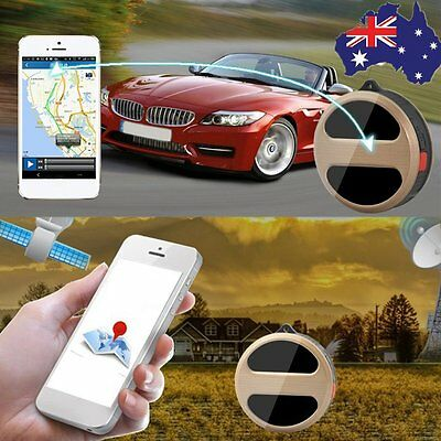 Mini GPS Tracker Locator GSM GPRS SOS Tracking For Car Child Pet Vehicle Hot GT@