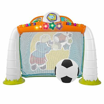 Chicco Fit N Fun Goal League Soccer Trainer / Baby Football Net + Soft Ball