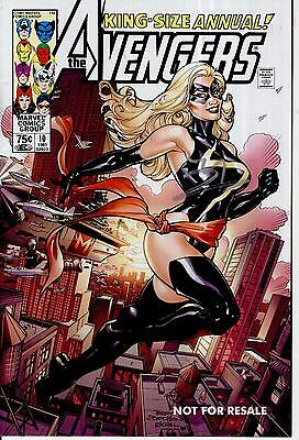 RARE Avengers Annual #10 Marvel Legends Variant 1st Rogue signed Terry Dodson