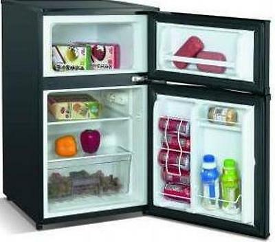 New Teco 2 Door Bar fridge -Big 25 L Freezer   * 2 Yr Warranty TBF84BMTA