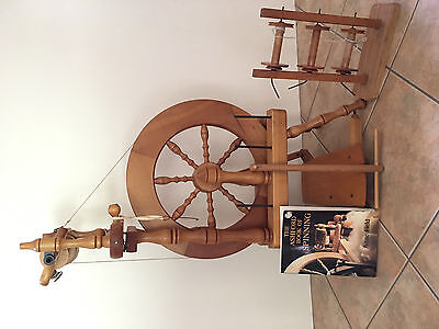 Spinning Wheel - Asford traveller Upright - pick up from Lismore NSW
