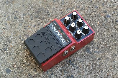 1980's Maxon OR-01 Rock n Roll Overdrive Distortion Effects Pedal
