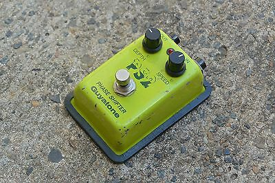 Guyatone PS2 Phase Shifter Phaser Micro Effects Pedal
