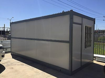 Portable Building - Collapsible