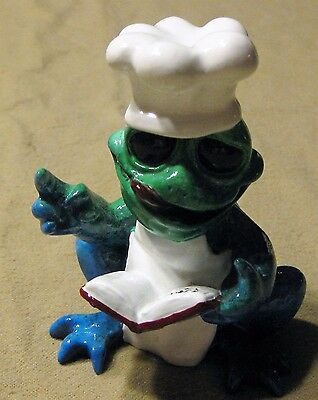 Kitty's Critters Pierre The Chef Frog, Cook Book, Frogs Legs  2007