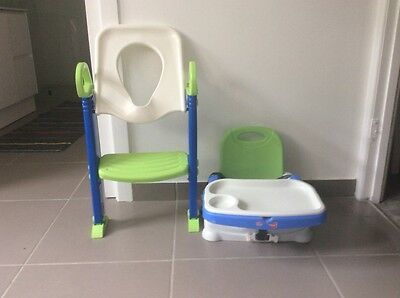 feeding chair and toilet step