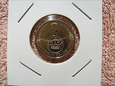 2016 $2 Two Dollar 50th Anniversary Decimal Changeover coin Uncirculated