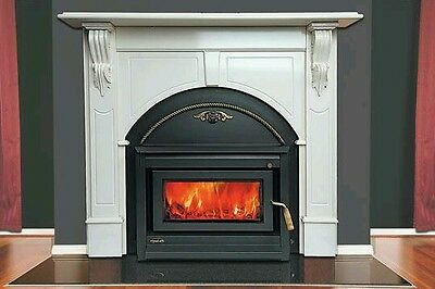 Victorian style fire place mantle