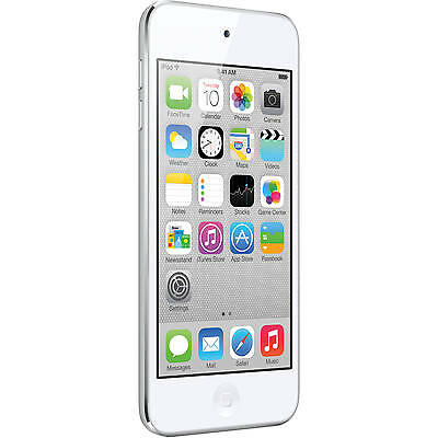 Official Apple iPod Touch 5th Gen Silver 16GB *VGWC*+Warranty!!