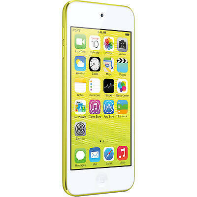 Official Apple iPod Touch 5th Gen Yellow 16GB *VGWC*+Warranty!!