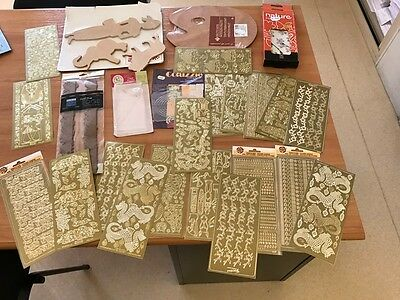 Gros Lot Pour Scrapbooking Neuf