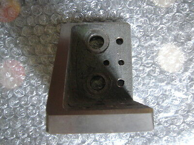 small Precision Machinist angle Plate for mill set up square blocks
