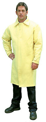 Guardian Safety Glo-Safe FC710030 Kevlar Aramid Felt 3/4 Length Coat Size M New