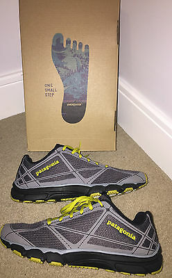 Extremely Rare - Patagonia Everlong Trail Running Shoes - Size UK 8 / USA 9