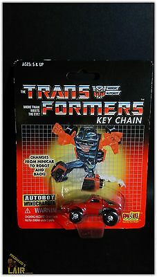 Transformers G1 Hasbro Keychain Minibot Autobot Windcharger MOC INCOMPLETE