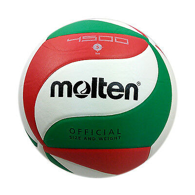 New Genuine Molten V5M4500 Official Size 5 Volleyball FIVB Approved