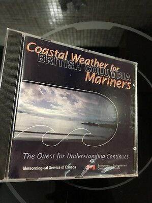 Vintage Sealed Environment Canada - Coastal Weather For BC Mariners For Mac/PC