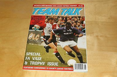 Team Talk - The Non-League Football Magazine - Issue 35 Jun 1994