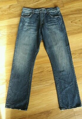 Just jeans straight leg mens jeans size 34