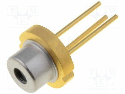 1 pc Diode: laser; 870-890nm; 10mW; 12/32; TO18; Mounting: THT