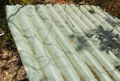 Colourbond Corrugated Roofing Sheets (Used)