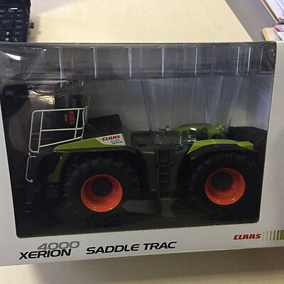 Claas Xerion 4000 Saddle Trac 1:32 Limited Edition