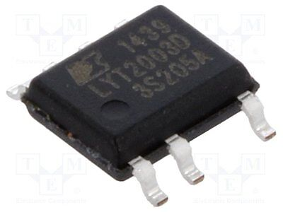 1 pc Driver; LED controller; 390mA; Channels:1; 90÷308V; 7W; SO8