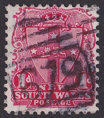 New South Wales Postmark : Numeral 1679 of Newrybar (RRR).