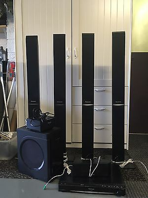 Panasonic DVD Home Theatre Sound System