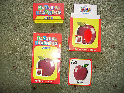 Hands – on Learning ABC's Touch