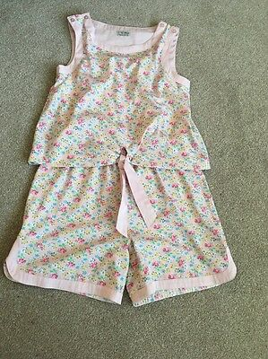 girls Next Play Suit Age 11