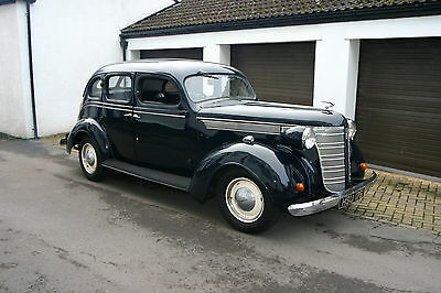 1937 CHRYSLER Plymouth Richmond..  Right Hand Drive. UK car from new.