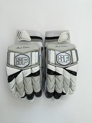 SF Black Edition Cricket Batting Gloves: Top of the line: Cougar Pittards