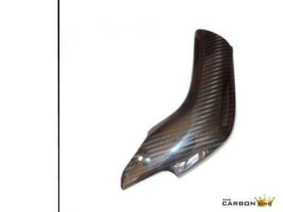 The Carbon King Honda Cbr600 Rr Exhaust Heat Shield Guard 2007-13 Fibre Fiber