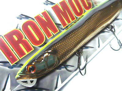 New IMAKATSU IRON MOUTH IRONMOUTH Pencil Bait Made in Japan