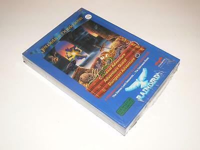 Amstrad CPC/PCW 8256/8512 DISK~Jewels of Darkness by Rainbird/Level 9~NEW/SEALED