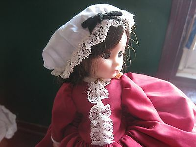 Vintage Madame Alexander Little Women Marme Doll Closing Eyes 11""