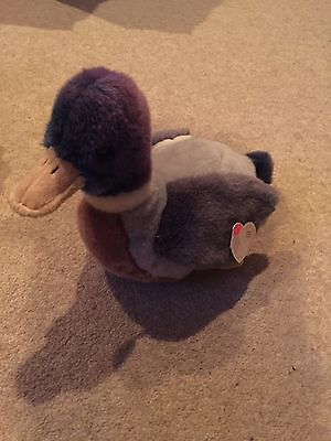 Jake Beanie Buddies Duck