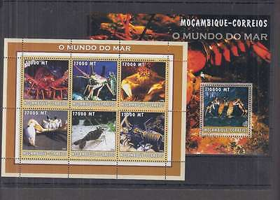 C73. Mozambique - MNH - Nature - Crabs