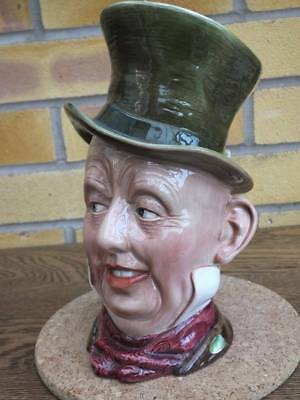 BESWICK DICKENS CHARACTER JUG Mr MICAWBER SERIAL No 310. 1st Quality