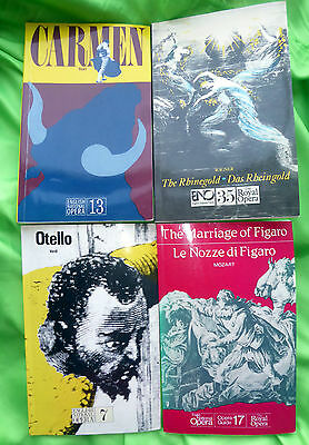 10 English National Opera Guide - Books - (Used) - Collectors Lot.