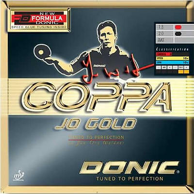 Donic Coppa JO Gold Table Tennis Rubber (Sale)
