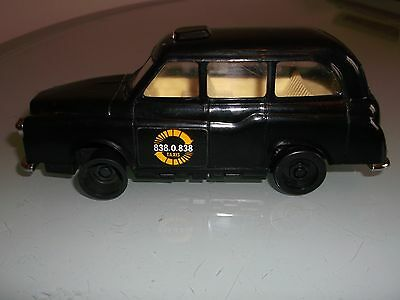 """Scalextric 1/32 scale """" TAXI """" , to convert to Slot Car ."""