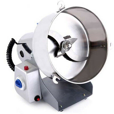 2000G 4000W Commercial Stainless Steel Coffee Bean Grain Mill Grinder Crusher