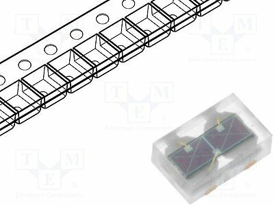 1 pc Photodiode; 500-1000nm; Mounting: SMD; Dim:2.9x1.8mm