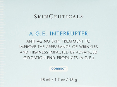 Skinceuticals AGE A.G.E. Interrupter Brand New, 1.7oz Authentic, Fresh
