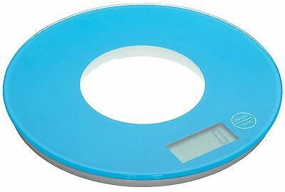 Kitchen Craft  Colourworks Blue Electronic Kitchen Scales